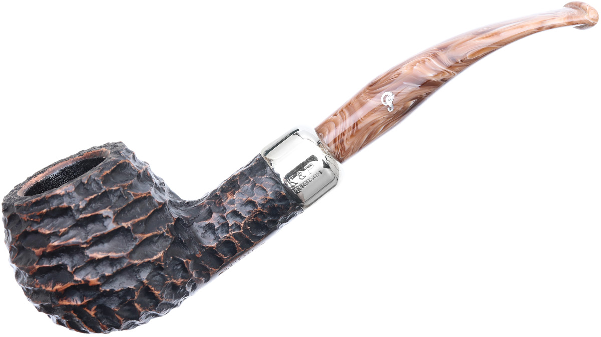 Peterson Derry Rusticated (408) Fishtail (9mm)