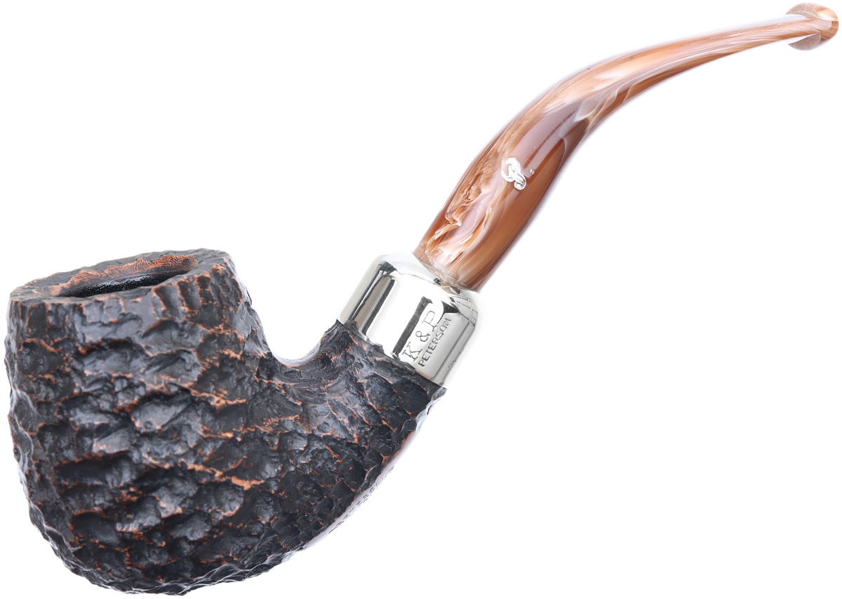Peterson Derry Rusticated (68) Fishtail (9mm)