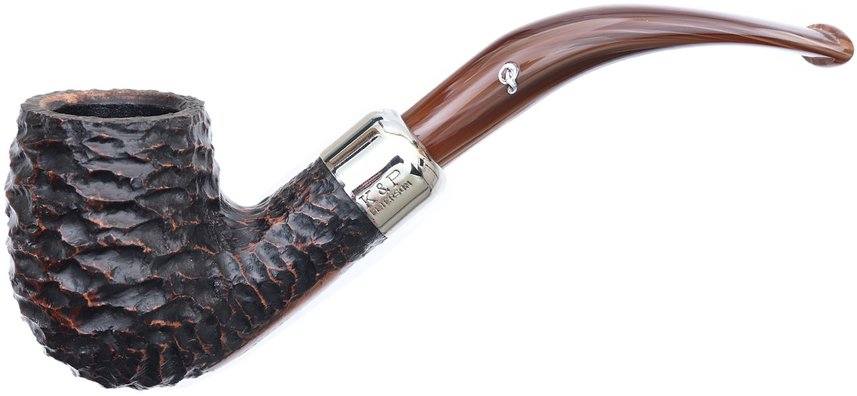 Peterson Derry Rusticated (69) Fishtail (9mm)