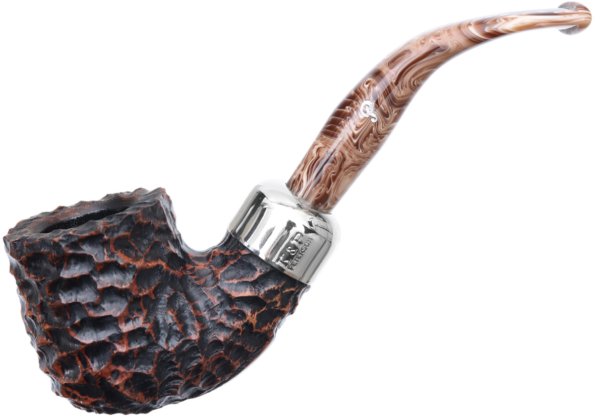 Peterson Derry Rusticated (01) Fishtail