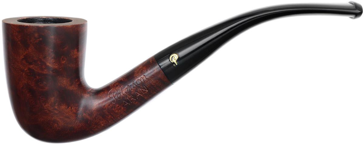 Peterson Aran Smooth (128) Fishtail