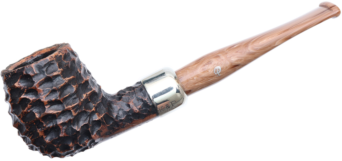 Peterson Derry Rusticated (87) Fishtail (9mm)