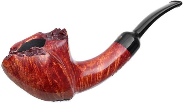 Winslow Crown Partially Rusticated Bent Dublin (9mm) (Viking)
