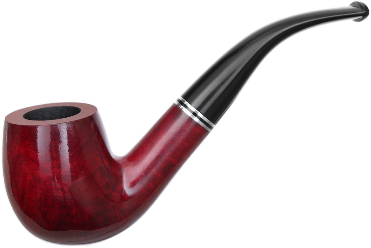Irish Seconds Smooth Bent Billiard (9mm) (3)