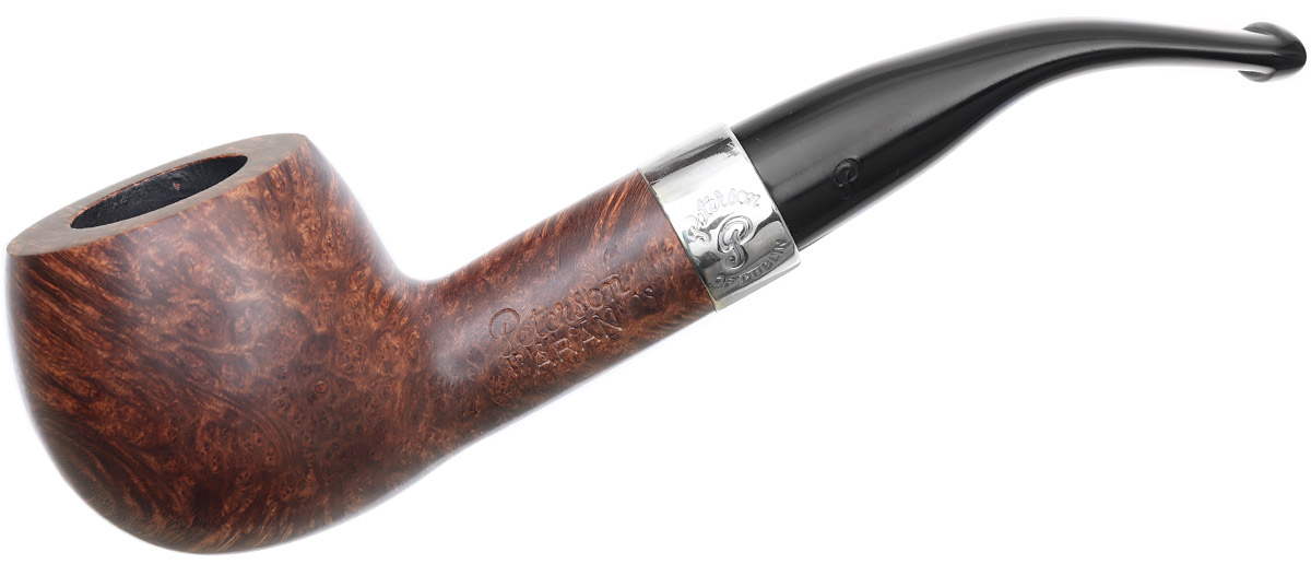 Irish Seconds Smooth Bent Apple Fishtail (3)