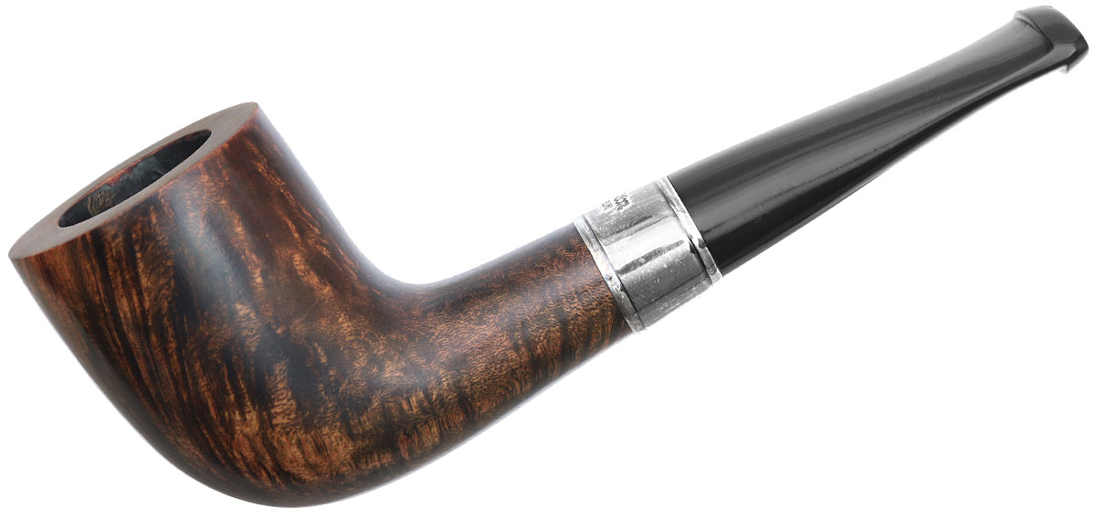 Irish Seconds Smooth Zulu with Silver Band Fishtail (2)