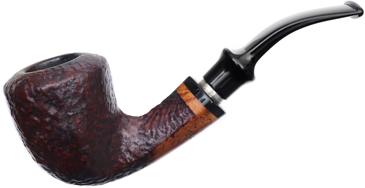 Danish Estates P. Jeppesen Freja Sandblasted Bent Dublin (14) (9mm)