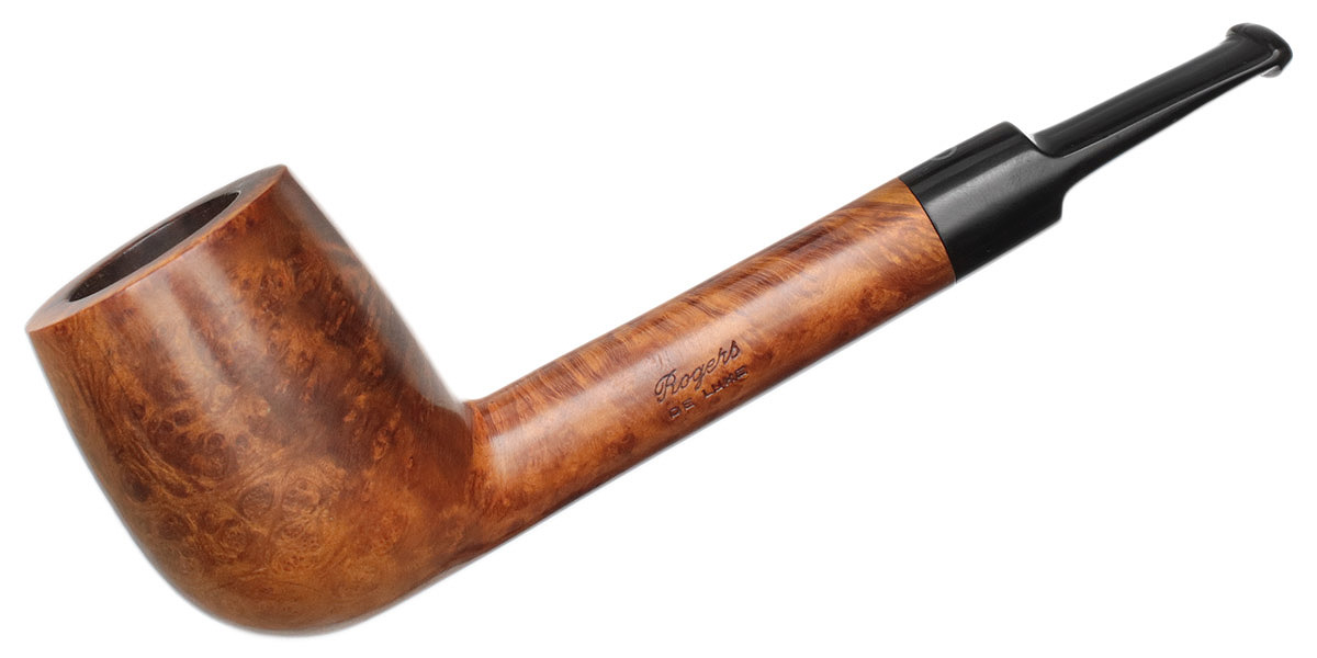 English Estates Rogers De Luxe Smooth Lovat (212) (by Comoy