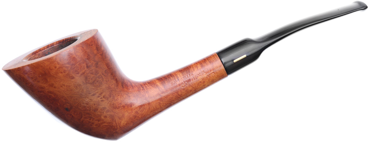 Italian Estates Savinelli De Luxe Milano Smooth (904 KS)