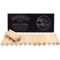 Pipe Tools & Supplies Savinelli 9mm Balsa Filters (15 pack)