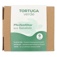 Pipe Tools & Supplies Tortuga Verde Balsa Filter 9mm (110 pack)