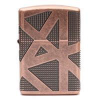 Lighters Zippo Antique Copper Armor® Geometric 360
