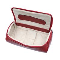 Pipe Accessories Savinelli Red Vintage 2 Pipe Pouch