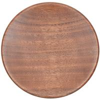 Pipe Accessories Scott Tinker Textured American Black Walnut Tobacco Plate