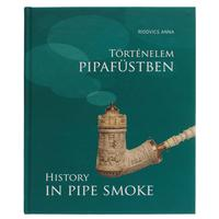 Books History in Pipe Smoke by Anna Ridovics