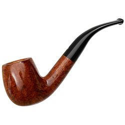 Savinelli Punto Oro Gold Smooth (601) (6mm)