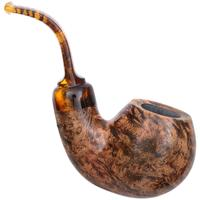 Moonshine Pipe Co Dark Smooth Cannonball