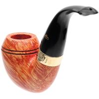 Peterson Sherlock Holmes Supreme Gold Mounted Baskerville P-Lip