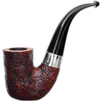 Ashton Brindle Bent Billiard with Silver (XXX)